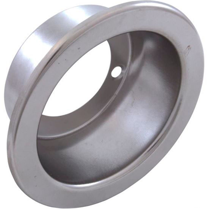 """Picture of Escutcheon, Jacuzzi P & W Jet, 3-9/16""""fd, Stainless 43-0641-12-R"""