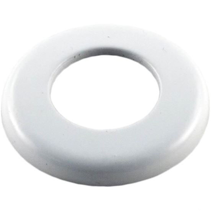 Picture of Escutcheon, Sensor Well, Gecko, 10mm, White 9917-100529