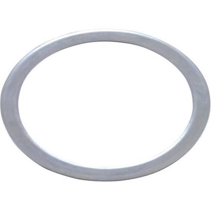 Picture of Escutcheon, Waterway Neck Jet, Smooth, Stainless 916-0020