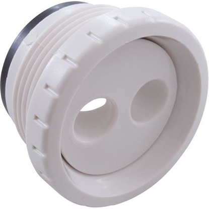 Picture of Jet Internal: 1-1/2' Mpt Rotating Eyeball Assembly White- 212-9170