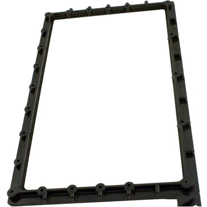 Picture of Faceplate, Waterway 100/200sqft Skimmer, Dual Port, Black 519-6681