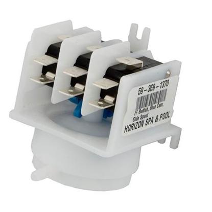 Picture of Ff Switch, Presair, Side Spout, Blue Cam Mrb311a