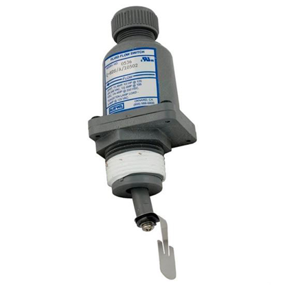 "Picture of Flow Switch, Harwil Q8DS, 1""mpt, 25A, w/Drag Strip"
