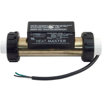 Picture of Heater, Bath, H-Q InLine, , 230v, 2.0kW, 3ft Bare Cord PH201-20UP