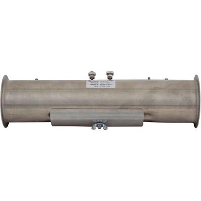 """Picture of Heater, Flothru, Cs700 Repl, 10"""" X 2"""", 115v, 1.5kw, Hq Cs101a, Gen C1150-1200"""
