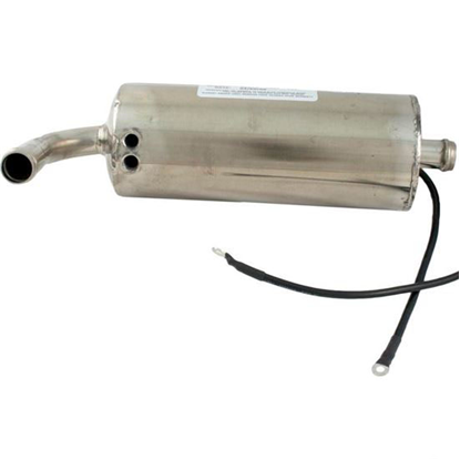 Picture of E2550-0001-1 Heater Lowflow Caldera Repl 230v 5.5kw 90° Away Elec Gen