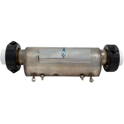 "Picture of E2400-0007 Heater Lowflow Nuwave Repl 9.42"" X 3"" 230v 4.0kw Generic"