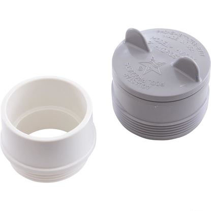 """Picture of Hydrostatic Relief Valve, 2"""" Female Pipe Thread, Light Gray Hv103"""