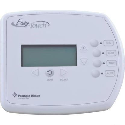 Picture of Control Panel, Pentair Easytouch, 4 Circuit, Indoor 520548