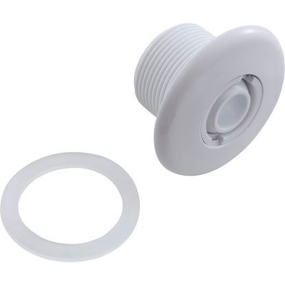 Picture of 10-3700wht Jet Internal: 2-3/4' Micro Jet Wall Fitting Assembly Without Nut White-10-3700wht
