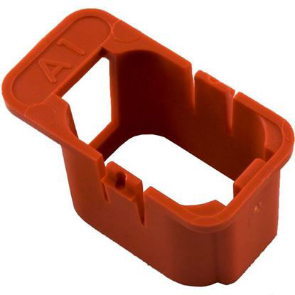 Picture of Keying Enclosure, Lc-A1-Red, Auxiliary 1 (120/240) 9917-100910