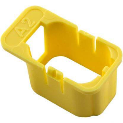 Picture of Keying Enclosure, Lc-A2-Yellow, Auxiliary 2 (120/240) 9917-100911