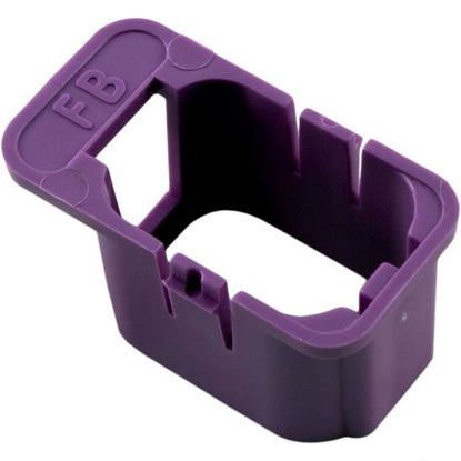 Picture of Keying Enclosure, Lc-Fb-Violet, Fiber Box (120/240) 9917-100916