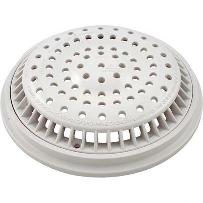 Picture of 640-2310v Main Drain: 8' Round Anti-Vortex White-640-2310v