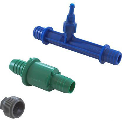 Picture of Mazzei Mix Package, Del Ozone, With Injector, Blue 9-0722-04