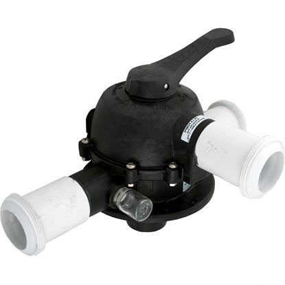 """Picture of Multiport Valve, Carvin Jacuzzi Dvk6, 1-1/2"""", 6 Pos, Basic 39256805r"""