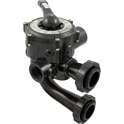 """Picture of Multiport Valve Hayward SP0710X32 1-1/2"""" 6 Position SPX0710X32"""
