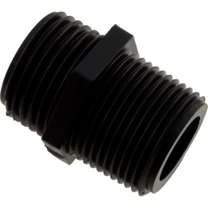 "Picture of Nipple, Zodiac Polaris Booster Pump, 3/4""mght x mpt G16"