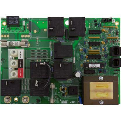 Picture of Pcb, Balboa, Value, , Pressure Switch 54161
