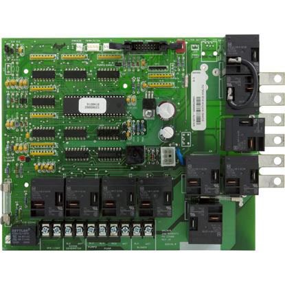 Picture of Pcb, Caldera, 9130, Duplex, Analog, With Ribbon Cable 50770