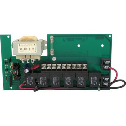 Picture of Pcb, Hydro Spa, Ac, With Relays 203008