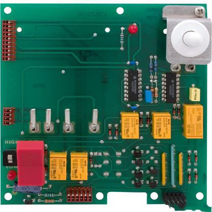 Picture of Pcb, Hydro Spa, Dc, 4 Function, W/Timer 203011