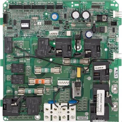 Picture of 33-0010-R8 Pcb Hydro-Quip Deluxe Series 115v Rev.8 After 5/03