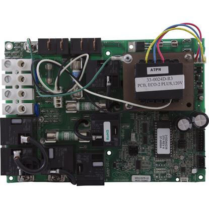 Picture of Pcb, Hydro-Quip, Eco-2+2, 115v 33-0024d-K