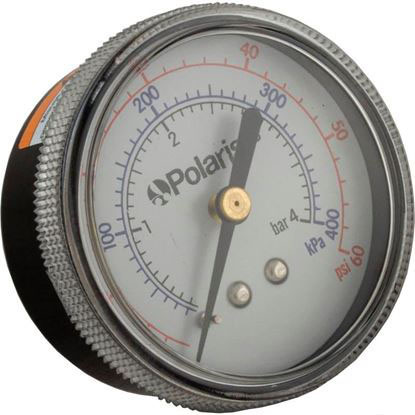 Picture of Pressure Gauge, Zodiac Polaris Caretaker Valve R0532700