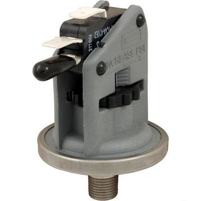"Picture of Pressure Switch, Len Gordon, 25a, 1/8""mpt, Spdt, Stainless 800122-3"