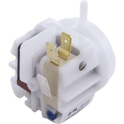 "Picture of Pressure Switch, PresAirTrol Side Spout, 21A, 1/8""b, SPDT"