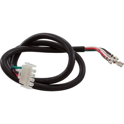 Picture of Pump Cord, H-Q, 14/4 X 31, Amp-4 Male (R/B/W With G) 30-1001c