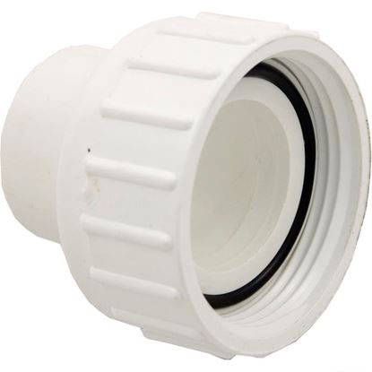 "Picture of Pump Union, 1-1/2"" Female Buttress Thread x 1-1/2"" Spigot"