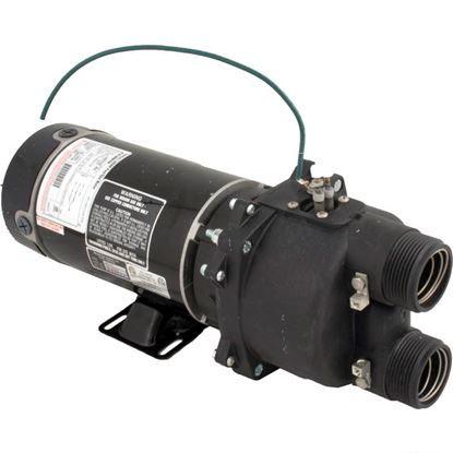 "Picture of Pump, Acura Aquaheat, 1.5hp, 115v, 2-Spd, 48fr, 1-1/2"", Oem 15u2-115"