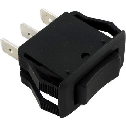 Picture of Rocker Switch SPDT, Center Off, small size  60-555-1618