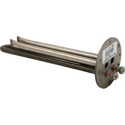 "Picture of 25-1465 Round Flange Element 1.5kw Generic 12-1/2"" 115v"