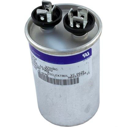 "Picture of Run Capacitor, 22.5 MFD, 370v, 1-3/4"" x 2-7/8"""