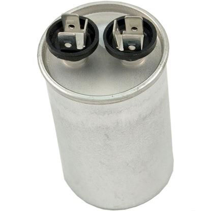 "Picture of Run Capacitor, 25 MFD, 370v, 1-3/4"" x 2-3/8"""