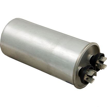 "Picture of Run Capacitor, 35 MFD, 370v, 1-3/4"" x 3-3/16"""