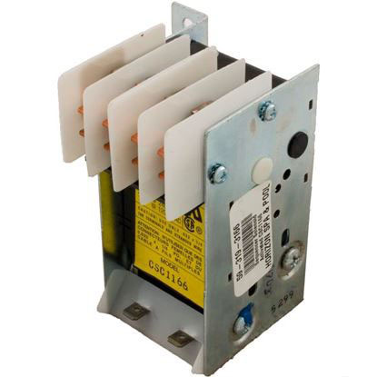 Picture of Csc-1166 Stepper Switch: Csc-1166 - 4-Function - 120v-Csc-1166