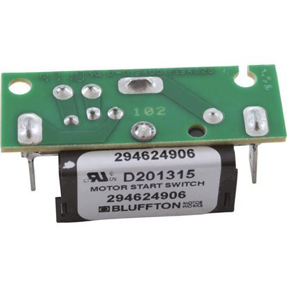 Picture of Ss Switch Franklin 2-Spd 2.0hp Uniseal Rnd 1.5hp Sq Fl Sfk-37