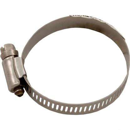"Picture of Stainless Clamp 1-5/16"" to 2-1/4"" H03-0010"