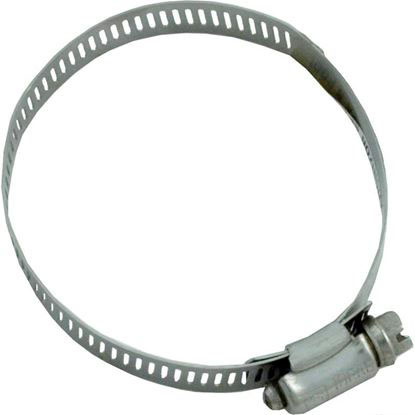 "Picture of Stainless Clamp, 2-1/2"" to 3-1/2"" H03-0008"