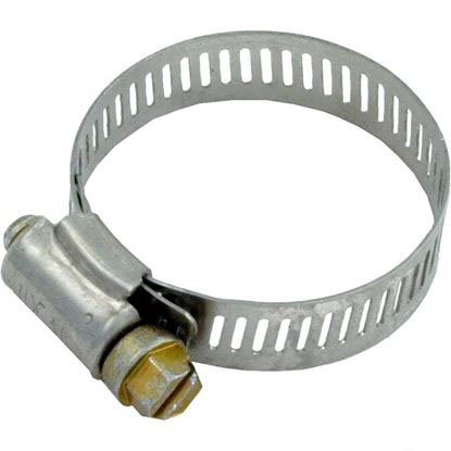 "Picture of Stainless Clamp 3/4"" to 1-3/4"" H03-0004"
