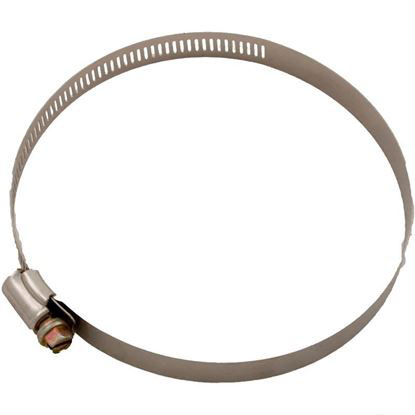 "Picture of Stainless Clamp 4"" to 5"" H03-0019"