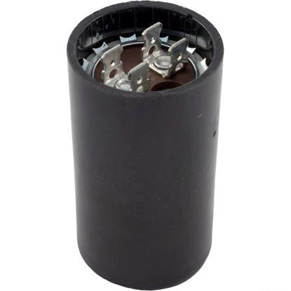 "Picture of Start Capacitor, 243-292 MFD, 115v, 1-7/16"" x 2-3/4"""