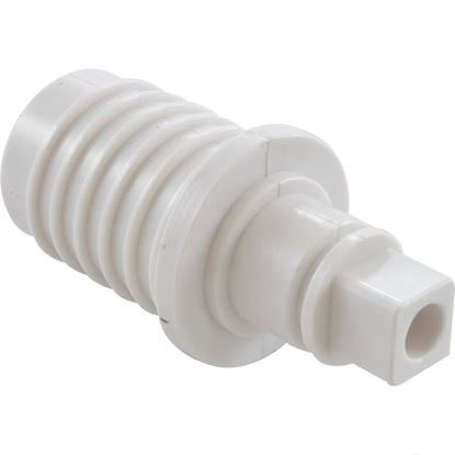 "Picture of Stem, Waterway Single Port On/Off Valve, 7/8"" ACME, White"