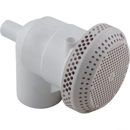 "Picture of Suct Assy, WW 3-1/2"" Hi-Flo, 2-3/8""hs, 1-1/2""s, w/Vac Break, Wht 640-3480 V"