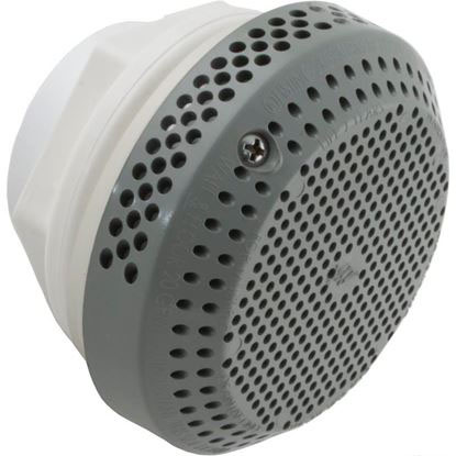 """Picture of Suct Assy WW 3-1/2"""" Hi-Flow 2-3/8""""hs 1-1/2""""s Gry w/o Vac Brk 640-3257V"""