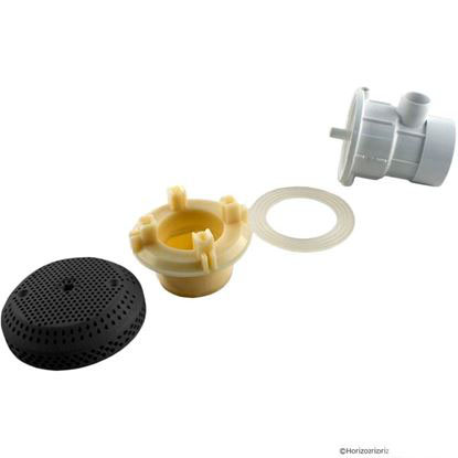 """Picture of Suction Assy BWG/GG 2-3/8""""hs 2""""spg x 1/2""""s Black  54-410-1754"""